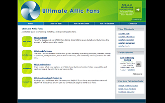 ULTIMATE ATTIC FANS